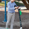 Lime Scooters at CSU Monterey Bay