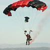 Master Sgt. Hyde's DLI parachute