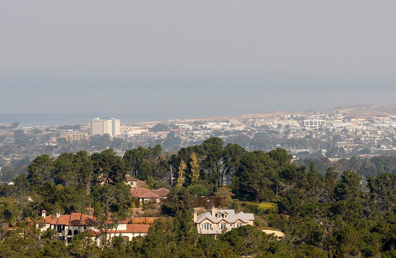 Air quality in Monterey County