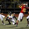 Monterey vs. Pacific Grove, Football