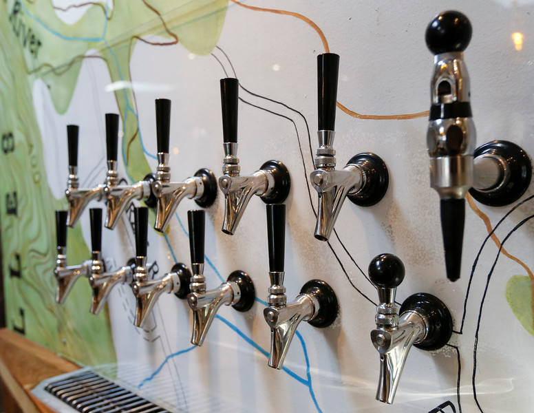 Trailside Cafe: Beer Garden