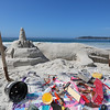 Tools used to build sand castles during the Great Sand Castle Contest of Carmel on Sunday, October 4, 2015 in Carmel by the Sea, Calif. (Vernon McKnight/Herald Correspondent)