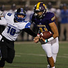 Salinas vs. Monte Vista Christian, Football