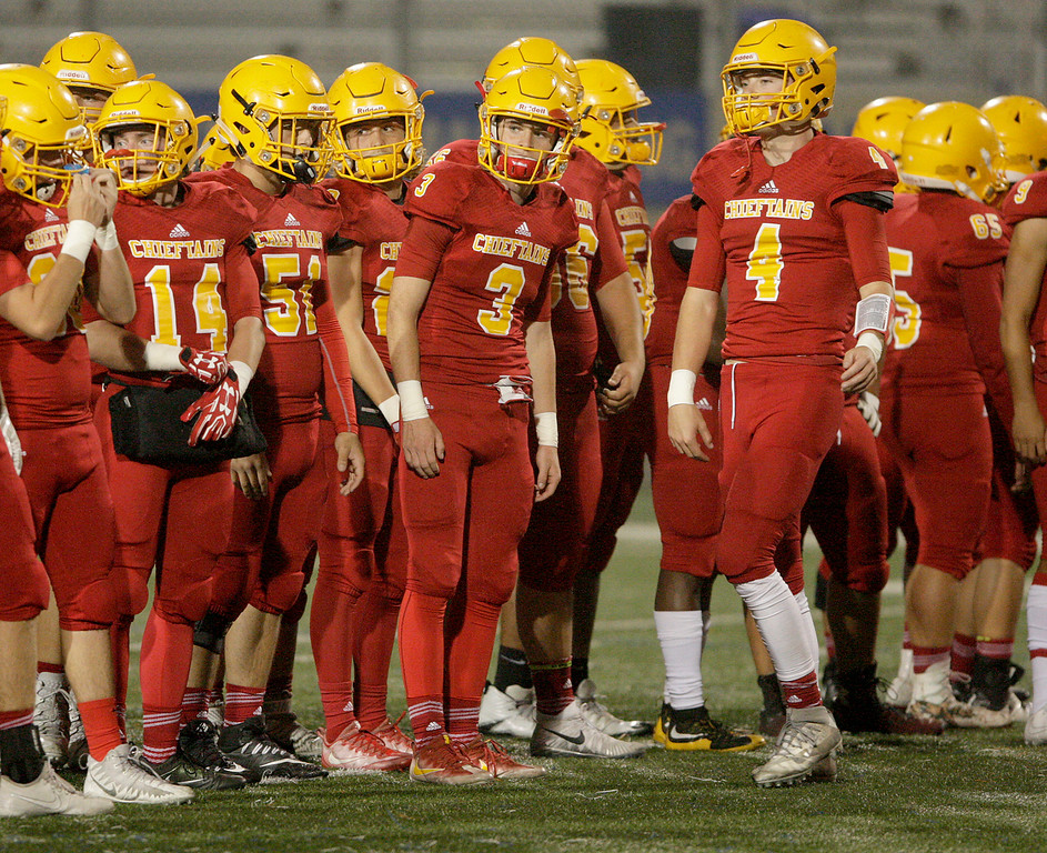 . Palma warms up prior to the start of their game against Seaside High at Rabobank Stadium in Salinas on Oct. 27, 2017.   (Vern Fisher - Monterey Herald)