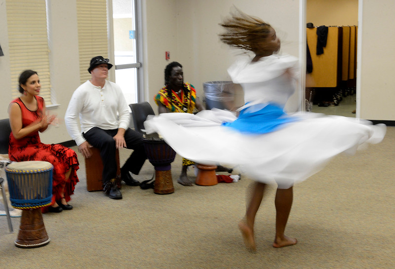 Dancing Souls, Global Dance and Rhythms