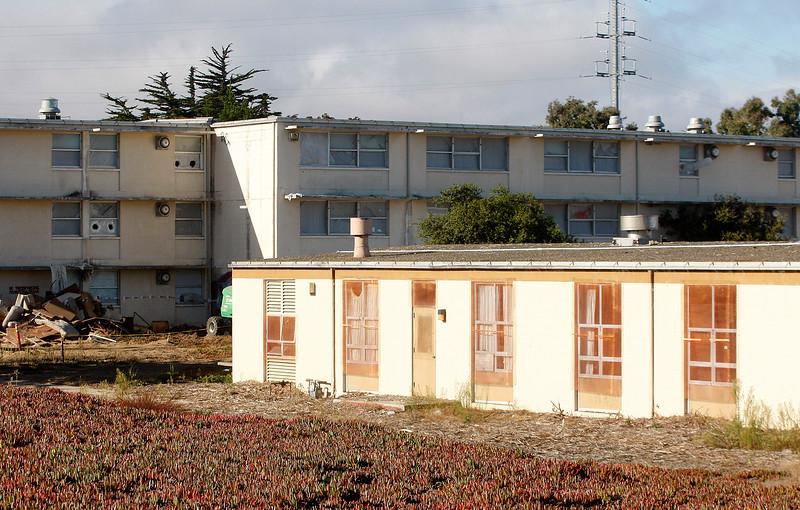 CSU Monterey Bay campus town