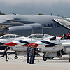 The USAF Thunderbirds