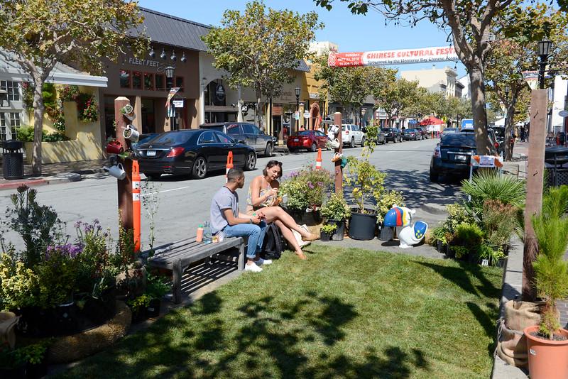 PARKing Day, Monterey