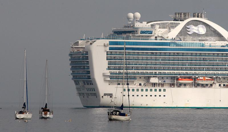 Monterey Cruise Ship