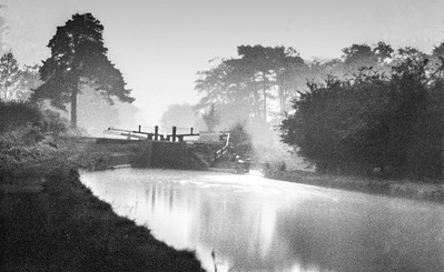 1983 : 2am - A November night in Audlem