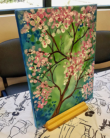 Images of Hope Acrylics Class 033117