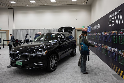 The 2020 Portland International Auto Show
