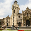 Government Palace at the Plaza de Armas, Lima , Peru