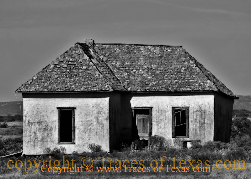 Title:   Lives of Others<br /> <br /> Comments: Who lived here? What did he dream about? Where did he go?<br /> <br /> Location: Ballinger, Texas