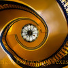 Title:   Anderson County Courthouse # 6<br /> <br /> Comments: Looking up the magical stairwell in the Anderson County Courthouse. What a design!<br /> <br /> Location: Palestine, Texas