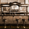 Title: Soda in Sepia<br /> <br /> Comments:  The soda fountain at Pampells was purchased at the St. Louis World's Fair of 1904 and has been at Pampells ever since. <br /> <br /> Location:  Kerrville