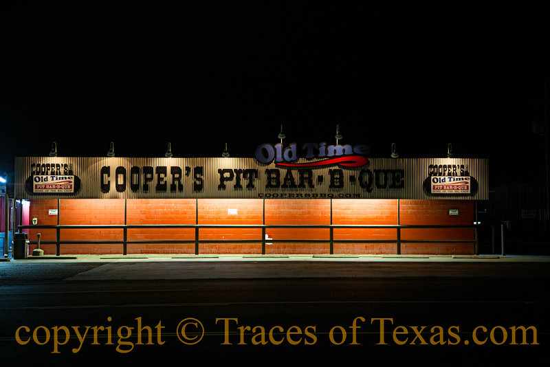 Title: Victual Citadel<br /> <br /> Comments:  I can't tell you the number of times I've seen this sign beckoning to me in the darkness, got excited for a second or two, then realized that Cooper's was closed.  Talk about soul crushing!<br /> <br /> Location:  Llano