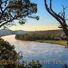 Title:  Hill Country Jericho<br /> <br /> Comments: If you look closely, you will see downtown Austin on the early-morning horizon. <br /> <br /> Location:  Lake Austin