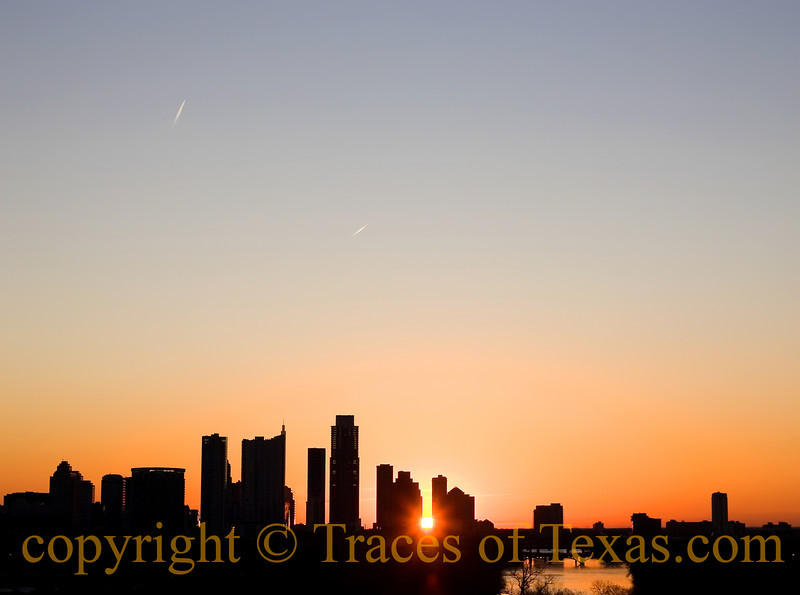 Title:  Forget All Your Troubles, Forget All Your Cares<br /> <br /> Comments: I'm not out often enough at dawn.<br /> <br /> Location: Austin