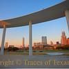 Austin skyline from Long Center