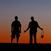Title:   Old Friends<br /> <br /> Comments: <br /> <br /> Location: Grapevine Hills