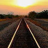 Title:  But That Train Keeps a Rollin ...<br /> <br /> Comments: .. on down to San Antone. <br /> <br /> Location: Marathon