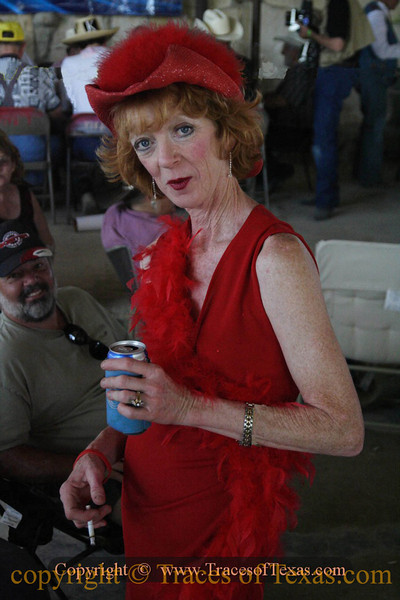 Title:   Florence<br /> <br /> Comments: At a reunion.<br /> <br /> Location: Terlingua, Texas