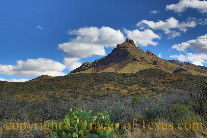 Title: The Ocean of the Unsayable<br /> <br /> Comments:<br /> <br /> Location: Big Bend National Park