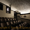 Title: A Few Unkind Memories<br /> <br /> Comments:   The old balcony in the Texas Theater in Palestine has been spectacularly updated. During the Jim Crow days, it is where black folks were forced to sit.     <br /> <br /> Location: Palestine