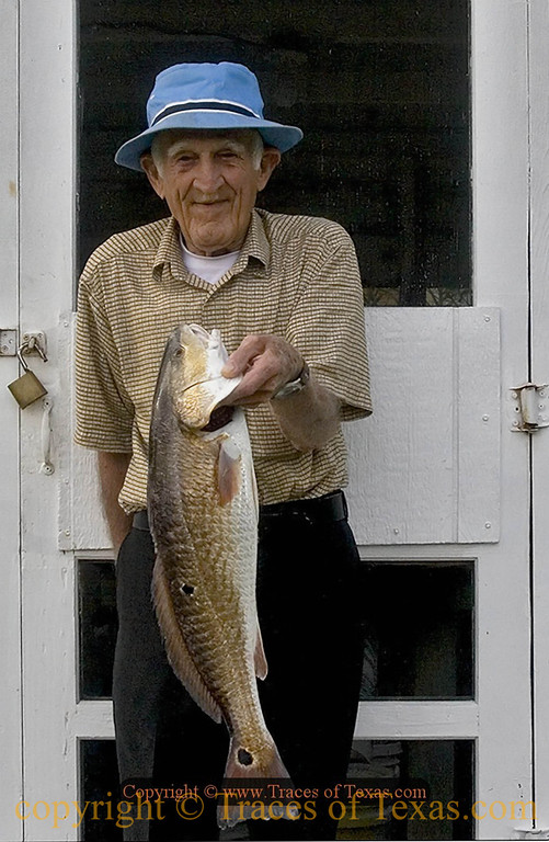 Title:   92 Year old Zen Master Reaches State of Total Enlightenment<br /> <br /> Comments: My 92 year old friend Charlie is still faster than any fish in the gulf of Mexico.<br /> <br /> Location: Port Aransas, Texas