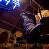 <br>Title: I Got My Song and I've Got You With Me Tonight  Comments:  I'm going to write the great American novel while sitting at a table under these boots.   Location: Luckenbach