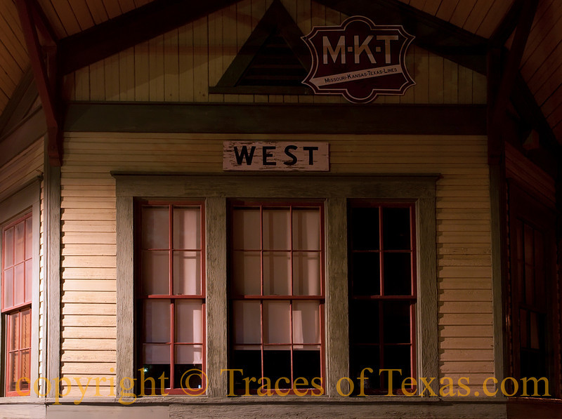 Title:  Language of the Heart<br /> <br /> Comments: I like to visit old Texas train stations at night when there's nobody around and sit out on the platforms with a cold beer in my hand and think about all the engineers and brakemen who've passed by over the years and sing Jimmy Rodgers tunes on my own heart's radio.  You could come with me if you'd like, but you'd have to be quiet. Agreed?<br /> <br /> Location: West