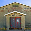 Title:  If Bob Wills is Still the King, Hoyle Nix is the Crown Prince<br /> <br /> Comments: Hoyle Nix was a fiddler and bandleader based in Big Spring. He built this wonderful dance hall so that his band would have a place to play. I had the good luck to meet his kind son, Jody, who took up the reigns after his father passed away in 1985 and continues to lead the Texas Cowboys. <br /> <br /> Location:Big Spring, Texas