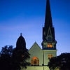 Title:  All My Memories Gather 'Round her<br /> <br /> Comments: Like a moth to a flame, I am drawn back again and again to the little Lutheran church in New Sweden. <br /> <br /> Location: New Sweden
