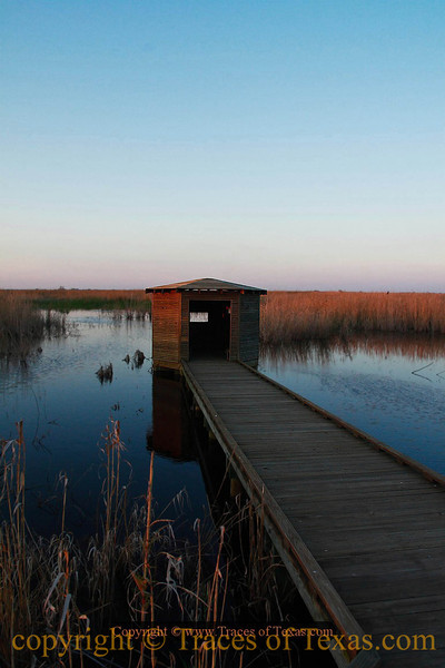"""Title:   Eternal Sunshine of the Spotless Blind<br /> <br /> Comments:  It was during this twilight that I learned the purest definition of the word """"tranquility.""""<br /> <br /> Location: Anahuac, Texas"""