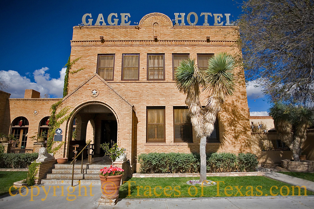 Title:   How Do You Gage This?<br /> <br /> Comments: The Gage is an awesome place. Every Texan should stay at least once.<br /> <br /> Location: Marathon