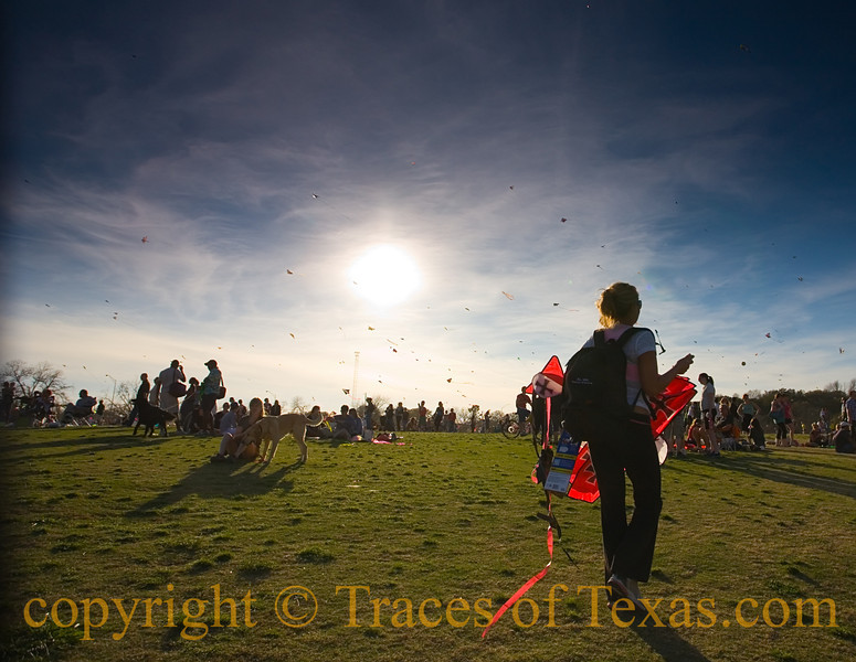 """Title:  Stravinsky Wrote the Music <br /> <br /> Comments: The Austin Kite Festival is truly a """"Rite of Spring""""<br /> <br /> Location: Austin"""