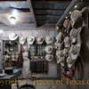 <br>Title: Mad Hatters  Comments: Been meaning to buy a new hat for awhile, but there is always the philosophical conundrum: black or white? White seems to make more sense in terms of heat, but the dirt is so much more visible.   Location: Luckenbach