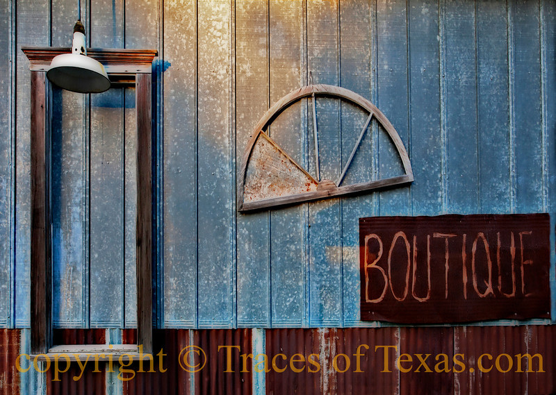 """<br>Title:   It's Pronounced """"Bow Teek.""""  Comments: Kind of looks like modern art. Maybe I should give it a fancy title like """"A Texan's Inhumanity Toward Aesthetics.""""   Location: Bastrop"""
