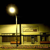 Title:   I  went down to the Crossties<br /> <br /> Comments: Waiting on souls to save at the Crossties<br /> <br /> Location: Clarendon, Texas