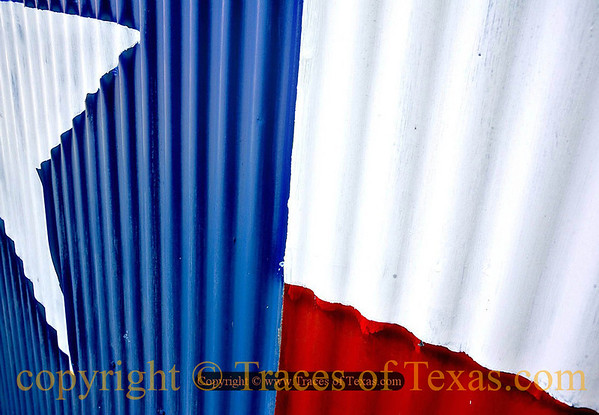 Iconographic Texas