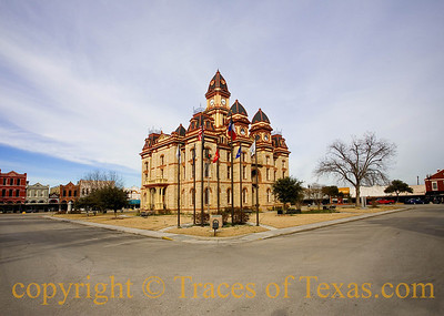 County Courthouses