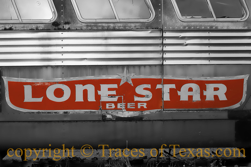 Lone Star, of course, was born in San Antonio.