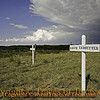 Title:  Old Tascosa<br /> <br />  Comments: The Boot Hill Cemetary near Old Tuscosa is one of those old cemeteries in which it seems like everybody was killed by somebody else buried in the cemetery<br /> <br /> Location: Old Tascosa, Texas