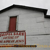Title:   Gospel Barn<br /> <br /> Comments: I am always fascinated by the many different forms that religious structures take. <br /> <br /> Location:
