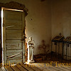 Title:   If God Exists<br /> <br /> Comments: If God exists, then surely he is as present in this tiny chapel in Ruidosa as he is in St. Peter's in Rome. <br /> <br /> Location: Ruidosa