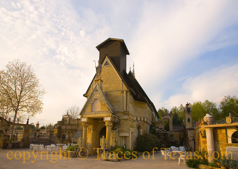 Title: Goin' to the Chapel and We're<br /> <br /> Comments:  Who would not want to be married here?<br /> <br /> Location:  Round Top