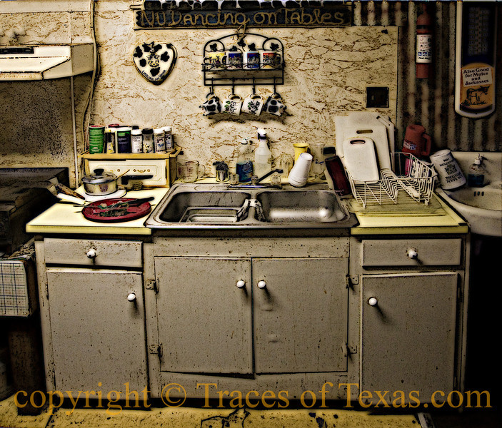 Title:  It's Your Turn to Do the Dishes<br /> <br /> Comments:  I swear I've done them the last three times!<br /> <br /> Location: