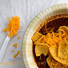 Title: Ode to Joy<br /> <br /> Comments:  Many people don't realize that frito pie encompasses three of the four basic food groups: corn, cheese, and red.<br /> <br /> Location: Austin