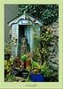 Cottage garden potting shed !